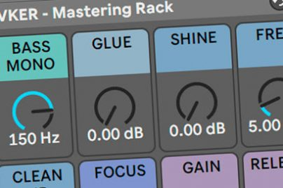 faders-ableton